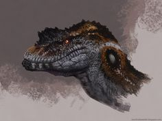 dino sketcharooz by Brent Hollowell