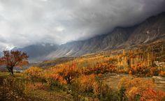 Hunza Valley - Northern Pakistan