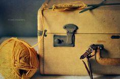 Old fashioned still-life...