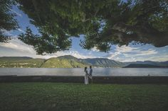 Engagement on Como Lake - Italy  www.collephoto.com