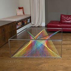 Prism Table by Maurie Novak Architecturere #MONOQI