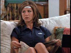 The lovely Jennifer Aniston/Rachel Green in her breakout season, Season #2. 1995-1996.