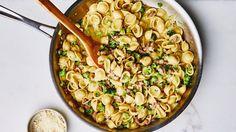 Broccoli Bolognese with Orecchiette Recipe | Bon Appetit