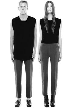 Unisex collection by Rad Hourani