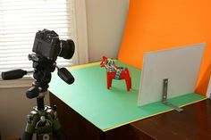 Five Things to Set up Your Home Photography Studio