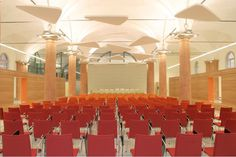 Stratocell Whisper® #sound #absorption #baffles