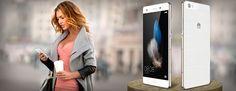Mobilní telefon Huawei P8 Lite DS bílý + dárky | EURONICS
