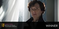 Radio Times Audience Award Winner: Sherlock Find out more about this award.