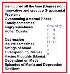 This was created by Bipolar Bandit in July of 2012. Please do not add it as your own.  Thanks. pinterest.com/bipolarbandit/