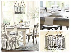 Ballard Designs  |   Maria Dining Room