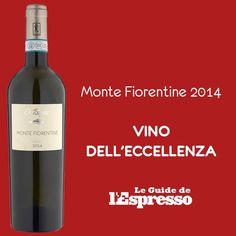 "Monte Fiorentine 2014 is Wine of Excellence  Even the ""Guida dei Vini d'Italia of L'Espresso"", edited by Ernesto Gentili and Fabio Rizzari, rewarded Ca 'Rugate. The Monte Fiorentine 2014 has been selected as Wine of Excellence, maximum result attributed by the Guide.  #Thanks"