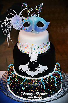 Bolo Baile de Máscaras