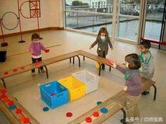 "École Maternelle Jeanne Lecourt - Bléré - cycle ""Lancer"" - ALL Pin Gross Motor Activities, Gross Motor Skills, Physical Activities, Toddler Activities, Learning Activities, Preschool Activities, Kindergarten Games, Physical Development, Physical Education"