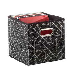 Geo Design Storage Cube - Set of 2