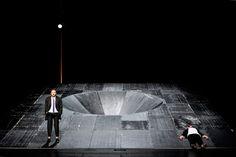 Warten auf Godot  Ivan Panteleev Ruhrfestspiele Recklinghausen/ Deutsches Theater  © Arno Declair