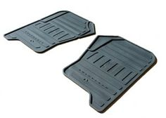 Discovery 3 & 4 Front Floor Mats - Pair