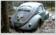 VW Split in Sweden