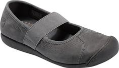 KEEN Footwear - Women's Sienna MJ - love the gray! I'm on a gray kick and they are not as bulky as my water shoes. LOVE!