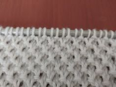 Çok Kolay Örgü Modeli - Very Easy Knitting Pattern - YouTube