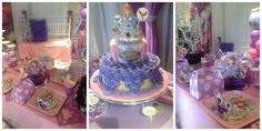 My Little Angel Decorations 's Birthday / Sofia the First - Photo Gallery at Catch My Party Princess Sofia Birthday, Sofia The First Birthday Party, Pink And Gold Birthday Party, Sofia Party, Sofia The First Cake, Sofia Cake, Princess Sofia The First, Little Princess, Princess Party Decorations
