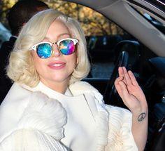 Le tatouage de Lady Gaga
