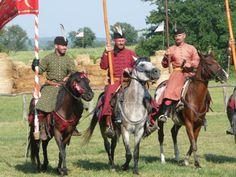 Hungarian lancers XVI century
