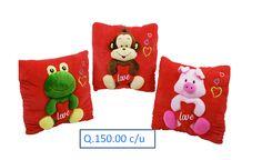 Variedad de Cojines #Love #Personajes!! www.globocentro.com.gt