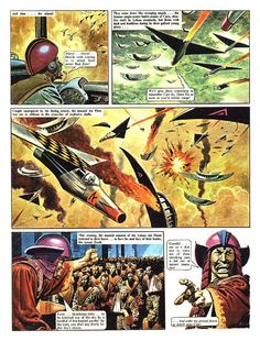 Don Lawrence/Mike Butterworth - Rise and Fall of the Trigan Empire