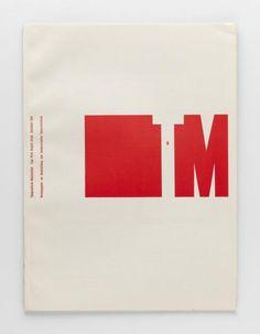 TM Typographische Monatsblätter, 9, 1945, Museum für Gestaltung...