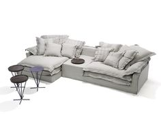 Seating   Jan's new sofa   Linteloo   Paola Navone. Check it out on Architonic