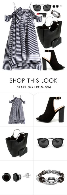 """New York Shopping Spree"" by tegan-nottle ❤ liked on Polyvore featuring MSGM, Bamboo, 10 Crosby Derek Lam, Prada, John Hardy and NARS Cosmetics"