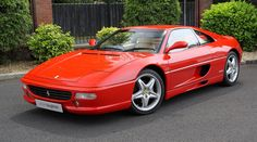 The F355 changed all that, with its 3495cc V8 producing 375bhp, and the carefully sculpted aerodynamic bodywork allowing drivers to enjoy every bit of its potential at very high velocities - careful management of the airflow under the car meant it generated negative lift at speed. It also looked pretty good, something the boxy 348 never seemed to do.