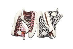 Converse x Missoni Chuck Taylor All Star High Top