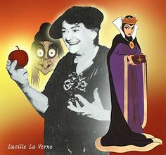 earli color, femal star, favorit disney, la vern, queen, silent era, era femal, color film, snow white