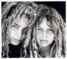 i have these kids in my dread book, theyre awesome.