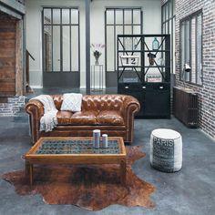 Une #décoration #industrielle pour faire un #intérieur à votre goût !