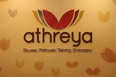 The new Athreya show room, renewed, refreshed and revamped to suit the needs of today's woman. Two floors of #ready-to-wear, #embroidered and #designerblouses.  The blouse you have in mind is right here waiting for you! Same place, but new look - so look out for our new lotus logo and step into the shop soon!  #athreyablouses#readytowearblouses #Tailoring #blouses #embroidery #petticoat #dresses #necklaces #womenbag #bag #blouses #dailysale #sale