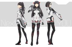 perfume Female Character Design, Character Design References, Character Art, Cyberpunk, Steampunk Armor, Perfume Jpop, Woman Mechanic, Design Comics, Anime Military
