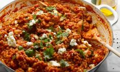 Yotam Ottolenghi barley, tomato and garlic risotto
