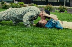 Military photo shoot. Engagement, couples, army wife, military girlfriend, soldier, ACUs, national guard