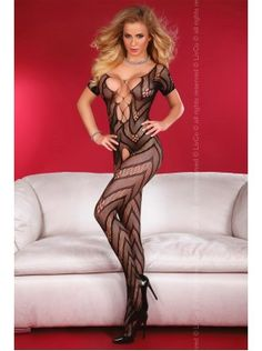 d4e1a3379 This is very   made by The body is with elastic with short comfortable It  is very tight-fit bodystocking with a between the this item in from  AllForBeauty.