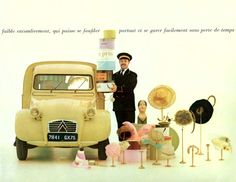 Brochure Citroën, 1962