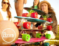 Penny Skate Boards = favourite