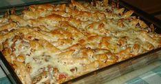 Sastojci:  1 pakovanje makarone  500 gr. mljevenog mesa  400 gr. sampinjona  1 glavica luka  so,biber,vegeta I malo ulja  1 tegla (900 gr)...