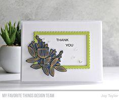 Sketchy Flowers Care Kit - Joy Taylor  #mftstamps