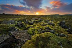 Lava Fields © Christian Lim