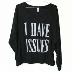Haha, I need this sweater