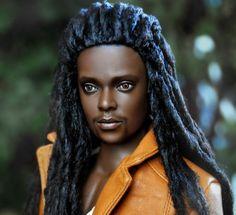 Edi Gathegi as Laurent (Twilight) Doll by Noel Cruz