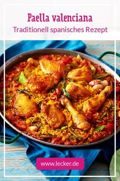 Guests are looking for seafood in vain! In the traditional valenciana only ingredients come fresh from the field. This is how the Spanish original works! Clean Recipes, Low Carb Recipes, Diet Recipes, Ketogenic Diet Food List, Ketogenic Recipes, Valenciana Recipe, Food And Drink Quiz, Eating Disorder Recovery, Kuchen