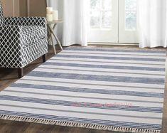 feet cotton handmade rug / carpet / area rug / floor rug / office rug / rustic rug / New handblock printed Rug / large rug , Home Living, Art Of Living, Anthropologie Rug, Office Rug, Indian Rugs, Rustic Rugs, Large Rugs, Throw Rugs, Cool Rugs
